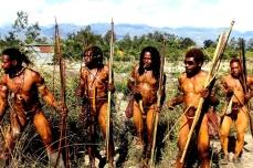 Dani Tribe in baliem valley