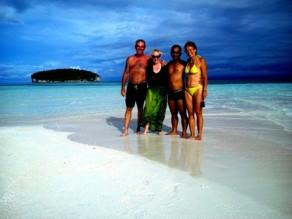 tour guide in papua