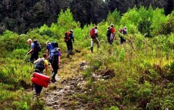 trek in yali region
