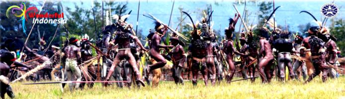 baliem valley festival papua