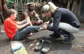 baliem valley trek