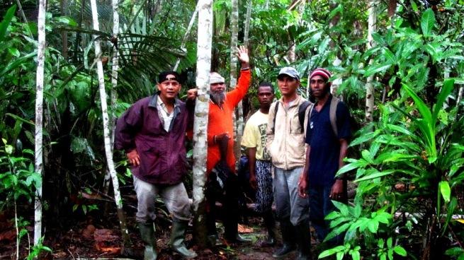 Birding in Foot of Cyclop in Papua