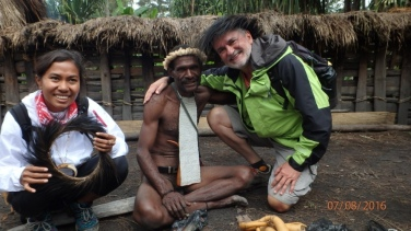 tribe in papua