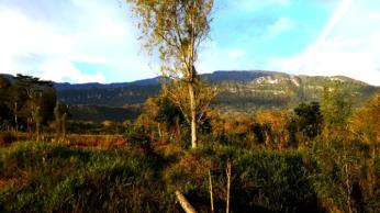 view of baliem valley