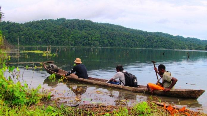 Lake Kamaka, Kaimana