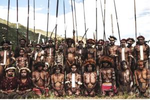 baliem valley papua festival 2018
