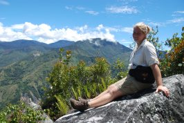 baliem valley view
